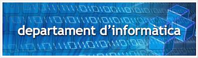 Departament d'Informàtica
