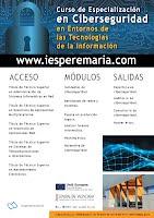 Curs d'especialització en Ciberseguretat