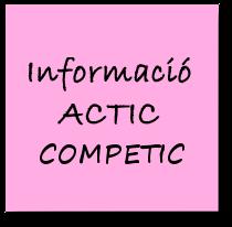 Informació ACTIC