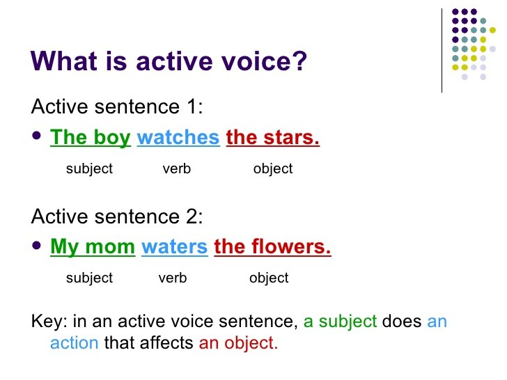 Simple Sentence Definition For Kids