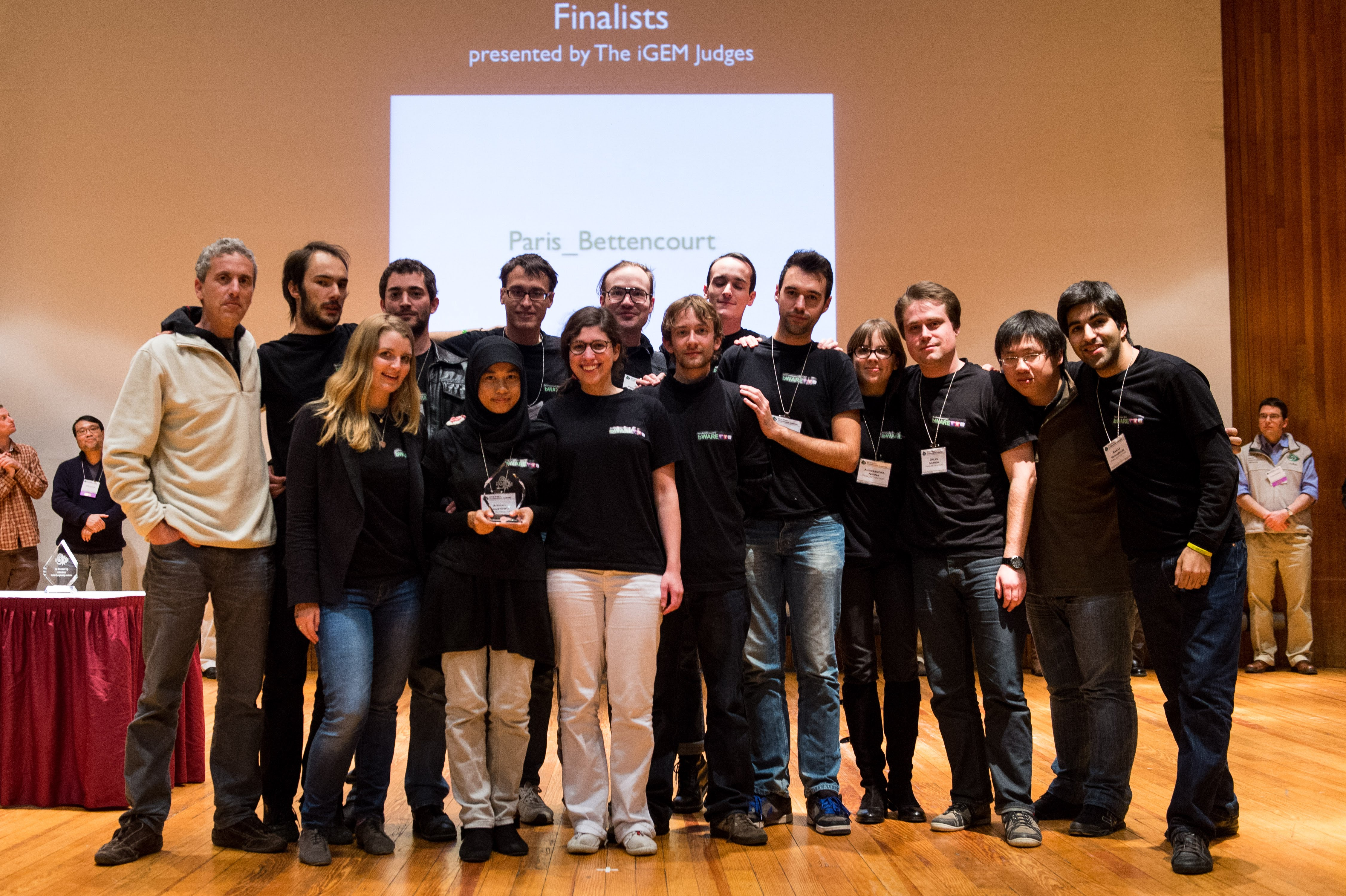 iGEM Paris Bettencourt 2012