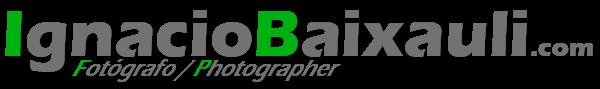 Ignacio Baixauli - Photographer