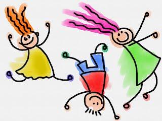 Dancing Kids Image