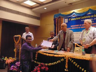 Got the Best Paper Award at the 4th International Conference on Big Data Analytics, Hyderbad, 2016.