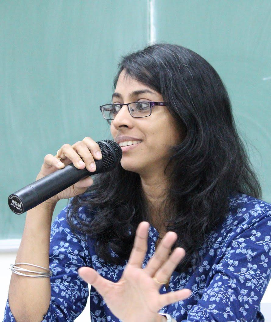 Profile Picture Shubha Ranganath