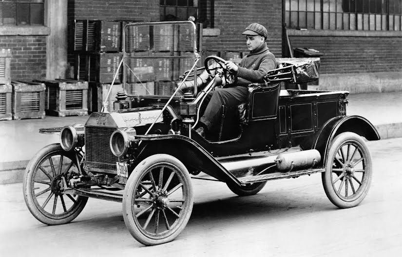 Who Invented The Automobile >> Henry Ford The Industrial Revolution