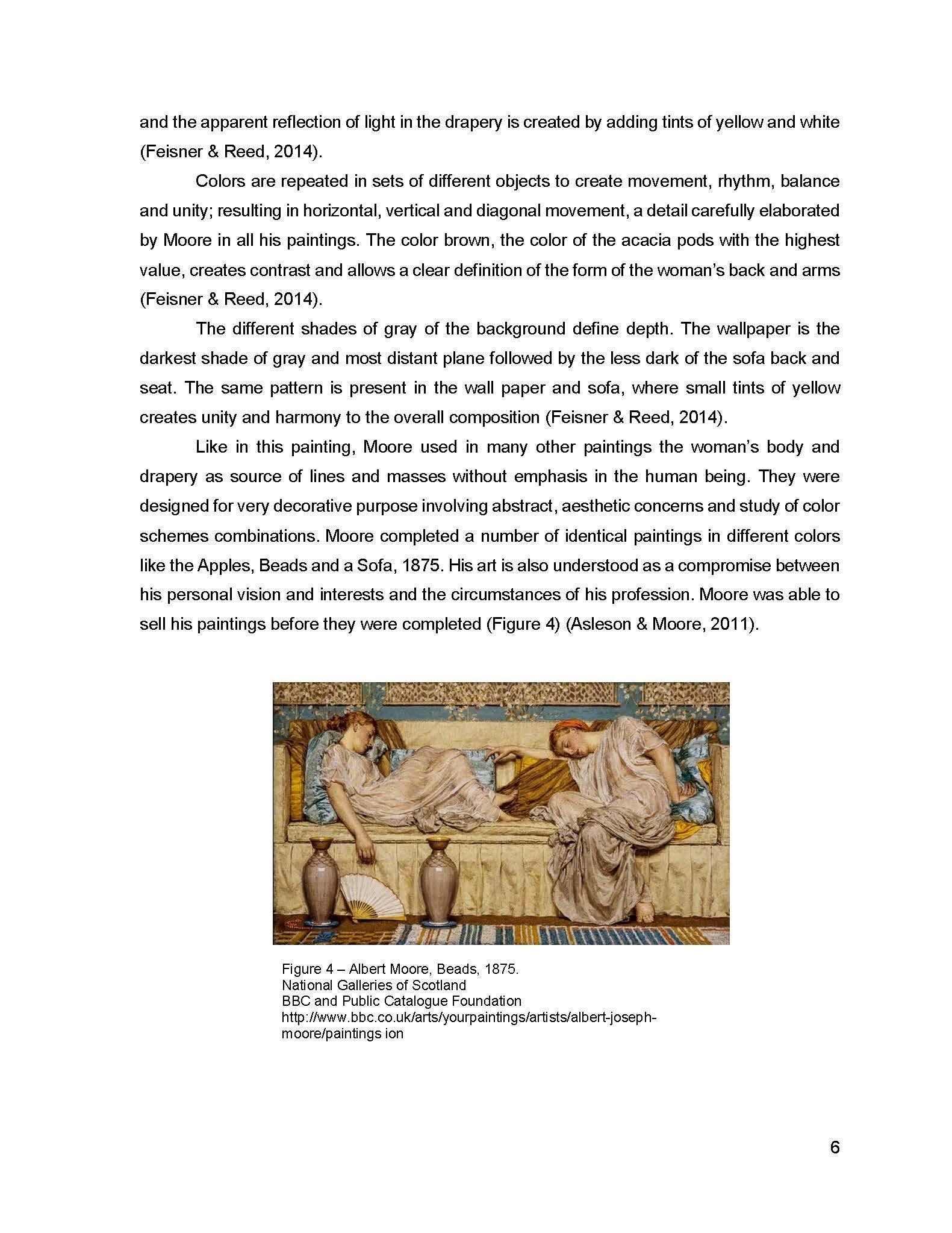 textile essay