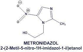 tratamiento con metronidazol para giardiasis