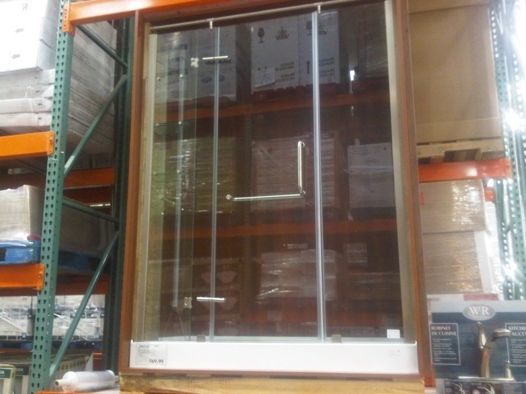 768 #AE621D Costco] Costco: Glass Shower Door   Base $569   Taxes! Nationwide  pic Costco Doors 47611024