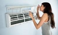 ar condicionado comercial