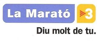 La Marató de TV3. Diu molt de tu!