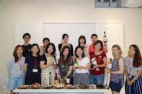 Wagashi making experience and matching with BYO booze!
