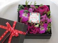 Carnation arrangements for Mother's day