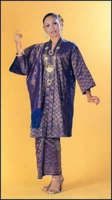 27 Baju Kurung Melayu Tradisional Konsep Terkini