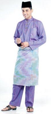 Malay raya di rumah bf