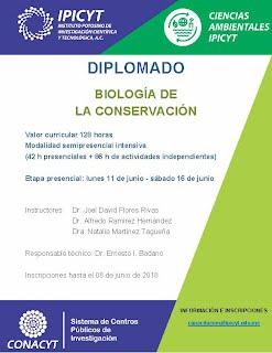 BIOLOGÍA DE LA CONSERVACION