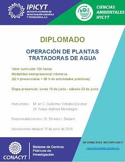 OPERACION DE PLANTAS TRATADORAS DE AGUA