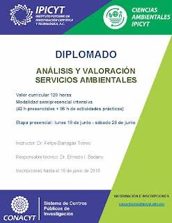 ANÁLISIS Y VALORACIÓN SERVICIOS AMBIENTALES