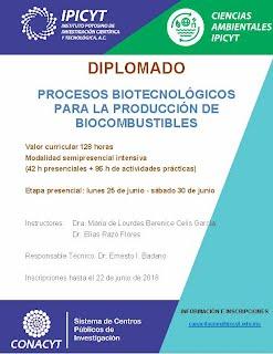 PROCESOS BIOTECNOLOGICOS PARA LA PRODUCCION DE BIOCOMBUSTIBLES
