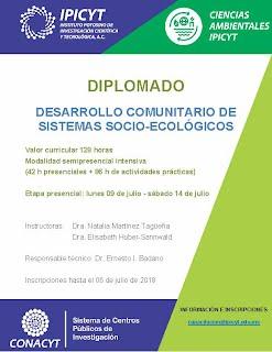 DESARROLLO COMUNITARIO DE SISTEMAS SOCIO-ECOLÓGICOS