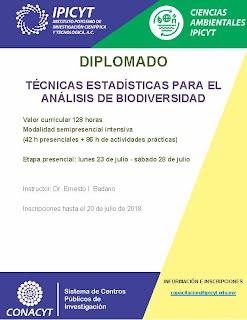 TECNICAS ESTADISTICAS PARA EL ANALISIS DE BIODIVERSIDAD