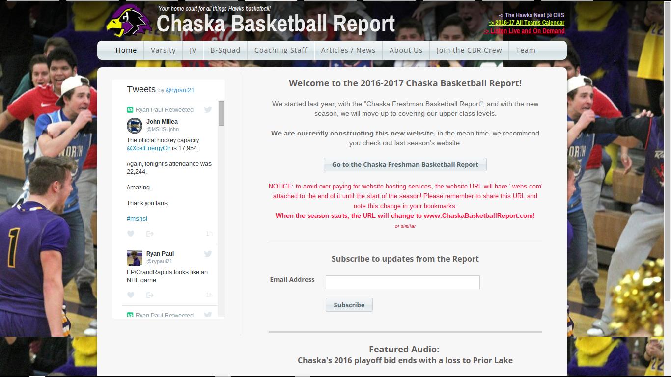 chaskabasketballreport.webs.com