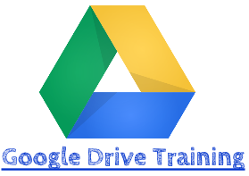 Google Drive Training