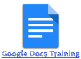 Google Docs Training
