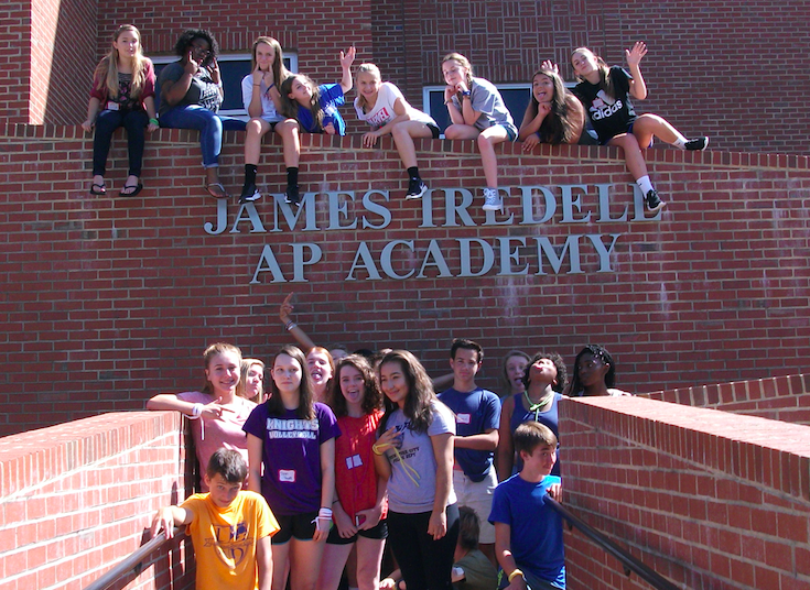 Welcome to the James Iredell AP Academy!