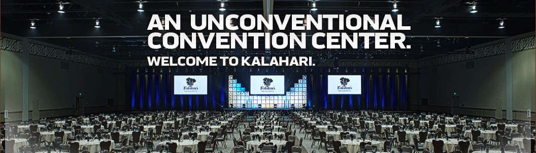 kalahari convention center