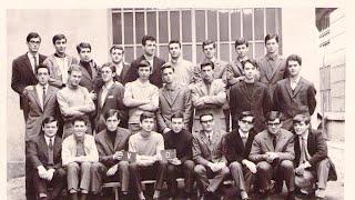 Gli elettrotecnici di 5ª D dell'Avogadro, anno di grazia 1967