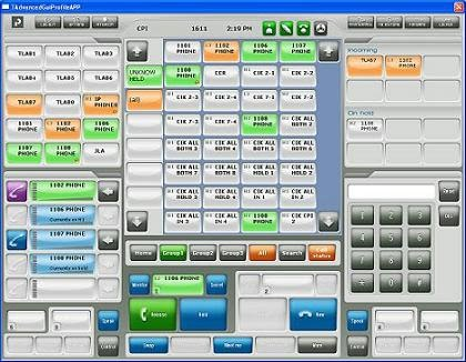 Ipc trader phone system