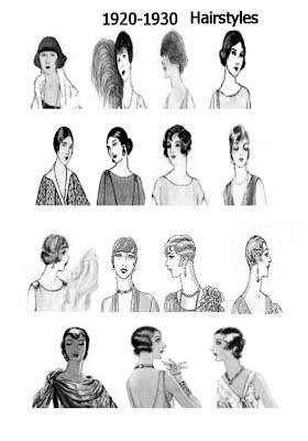 Hair Styles Throughout History - 6 Moran Capstone Website