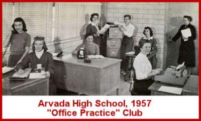 Office Practice 1957