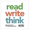 logo and link for readwritethink.org