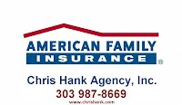 American Family Insurance, Chris Hank