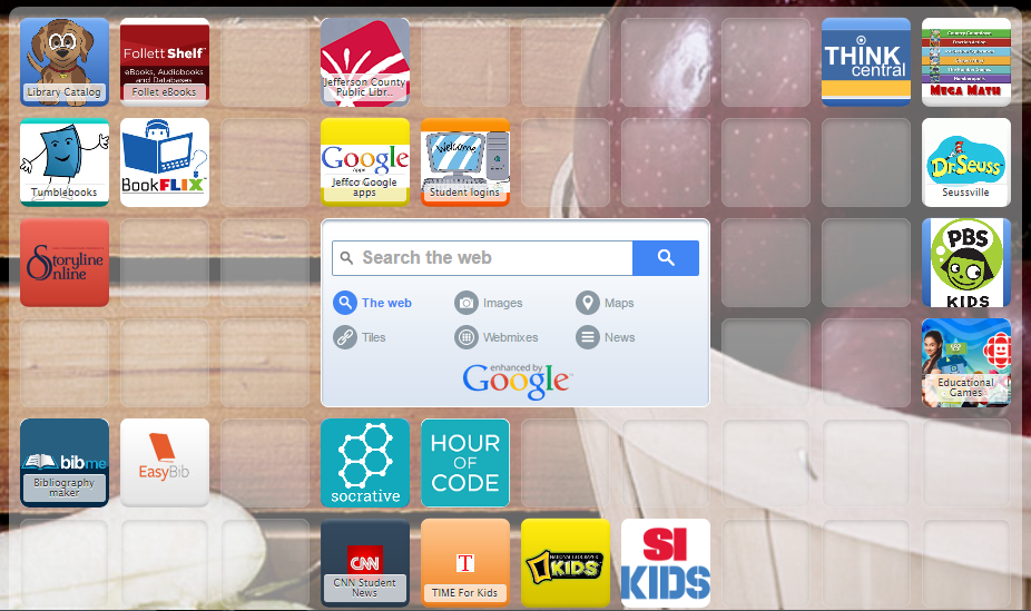 http://www.symbaloo.com/home/mix/13eP71X1H0