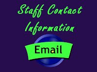 Patterson Staff Contact List
