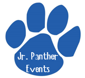 Mark Your Calendars-Jr. Panther Events