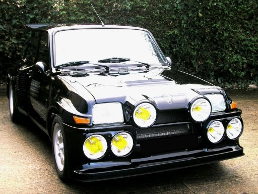This Renault 5 Turbo 2 Maxi is an example of the quality workmanship carried out by John Price Rallying