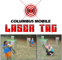Laser tag in Columbus, GA.