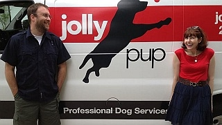Jolly Pup Dallas Dog Walker Walking Training