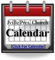 Calendar - First Pres. Church of Jacksonville Oregon