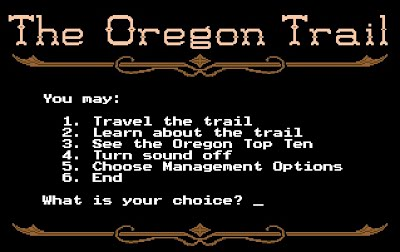 play the oregon trail online ms q s amazing class