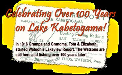 Kabetogama Angling celebrates 100 years on Lake Kabetogama
