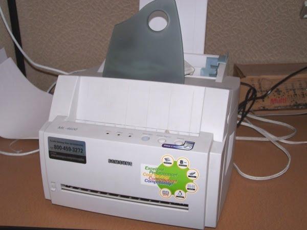 Samsung ML4600 Laser Printer