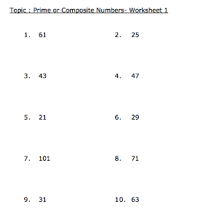 Math Retake Work - 6th Grade Science and Math