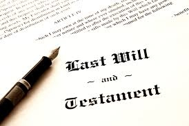 Wills - Do i need a Will?
