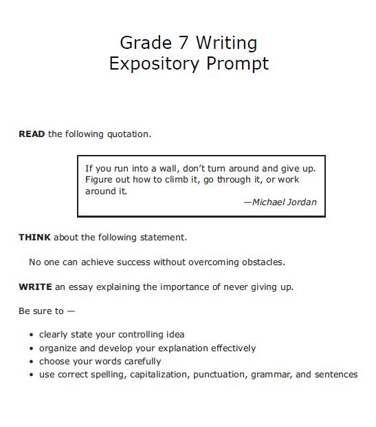 persuasive essay prompts for 7th graders Grade 11 prompts ws friends write an essay explaining three or four traits of a true friend ws add a class (persuasive.