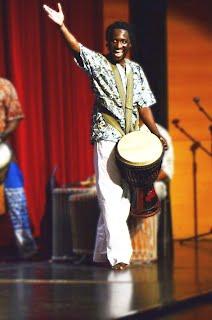 Percusión africana Kerafrica Dembel Faty
